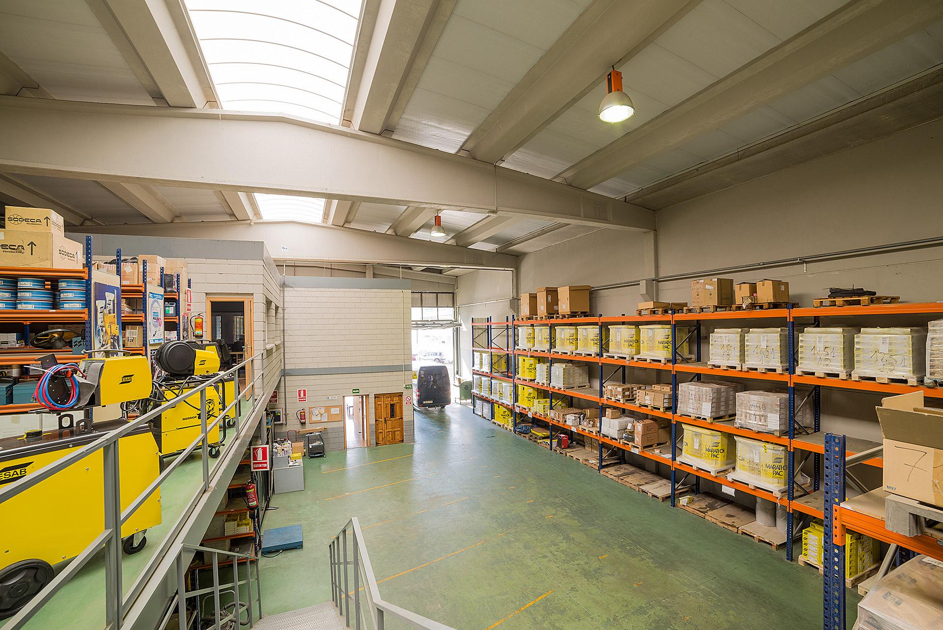 instalaciones suministros industriales