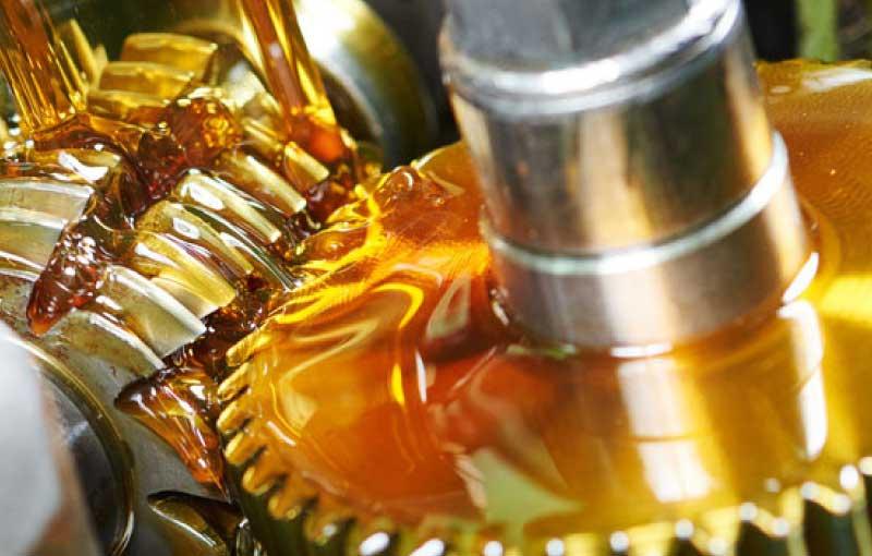 lubricantes y productos químicos industriales
