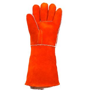 guantes laborales accesorios de soldadura