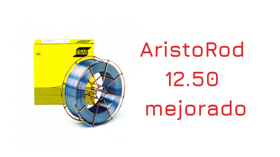 HILO PARA SOLDADURA OK ARISTOROD 12.50
