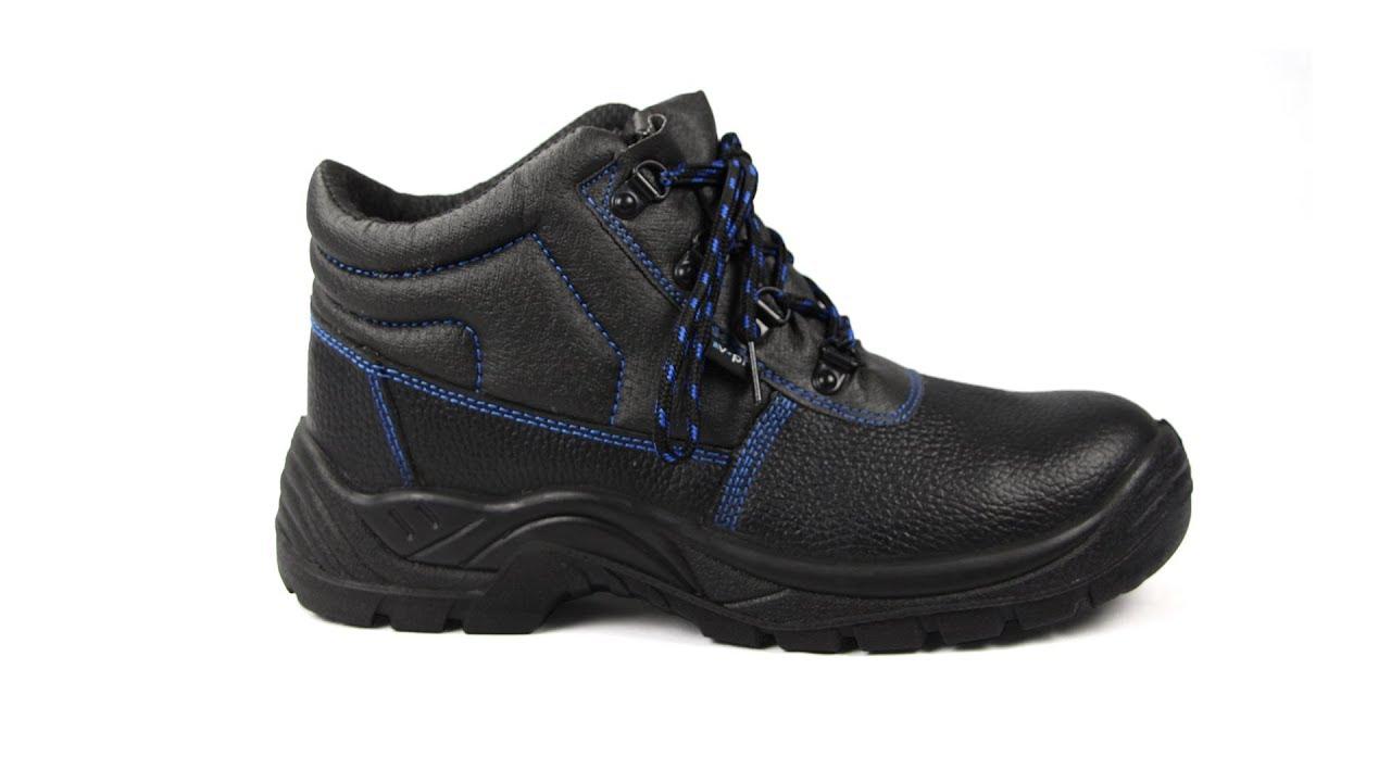 calzado laboral seguridad