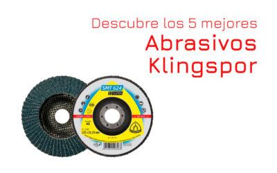 Los 5 mejores abrasivos Klingspor