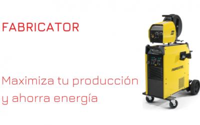 Presentamos el Fabricator